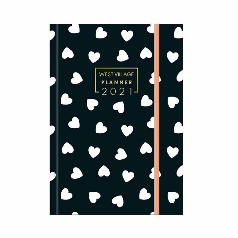 Agenda Planner West Village Costurada  - Tilibra