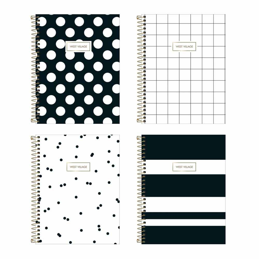 Caderno CD 80Fls 1M Colegial West Village - Tilibra