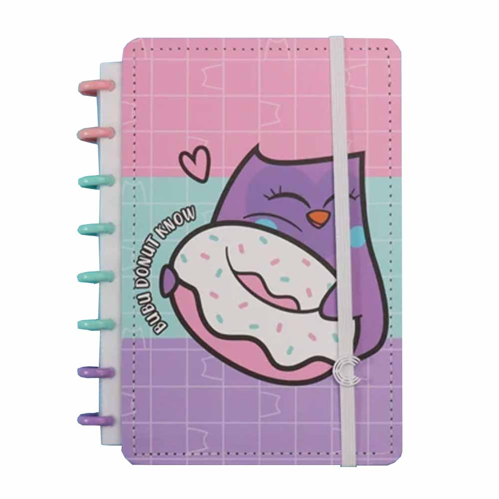 Caderno Inteligente A5 By Bubu Let's Donut