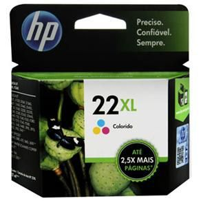 Cartucho HP 22XL - Color 9352 - Original