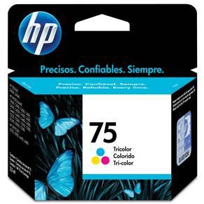 Cartucho HP 75 Color CB337WL - Original