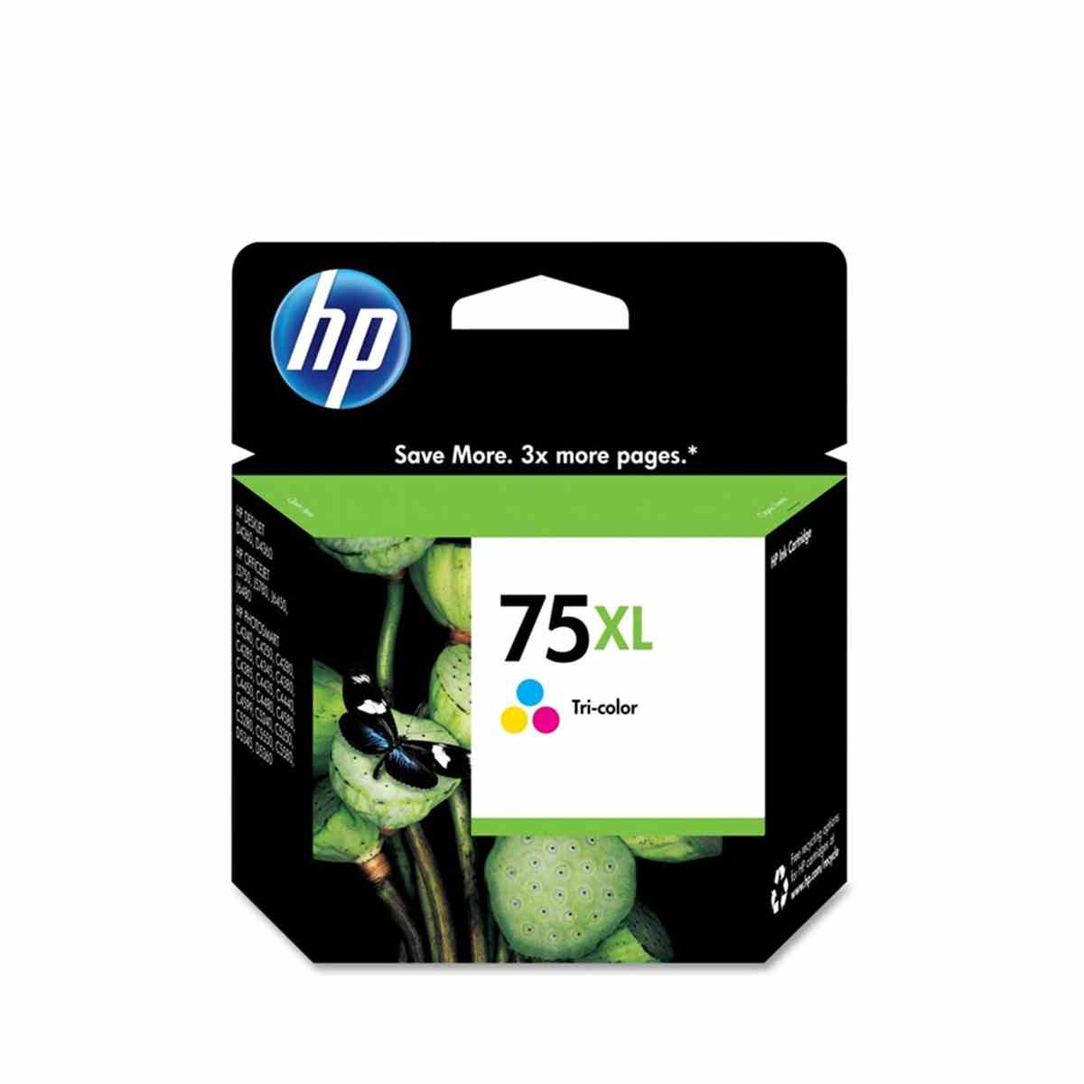 Cartucho HP 75XL Color CB338WL - Original