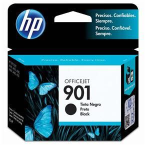 Cartucho HP 901 - Preto CC653AL - Original