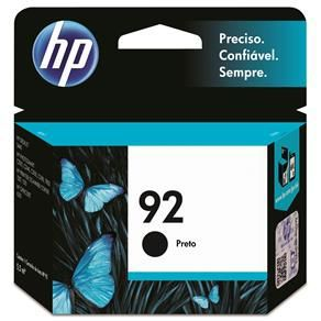Cartucho  HP 92  Preto 9362 - Original