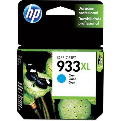 Cartucho HP 933XL - CN054AL Ciano - Original