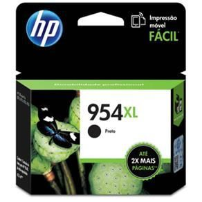 Cartucho HP 954XL - Preto - Original