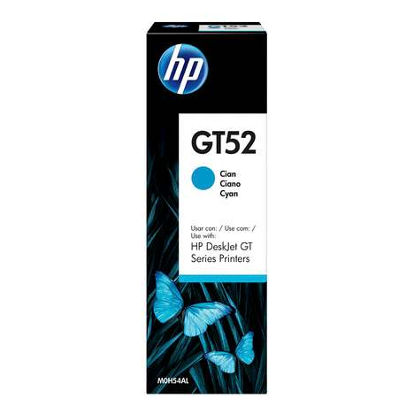 Cartucho HP GT52 Cyan - Original