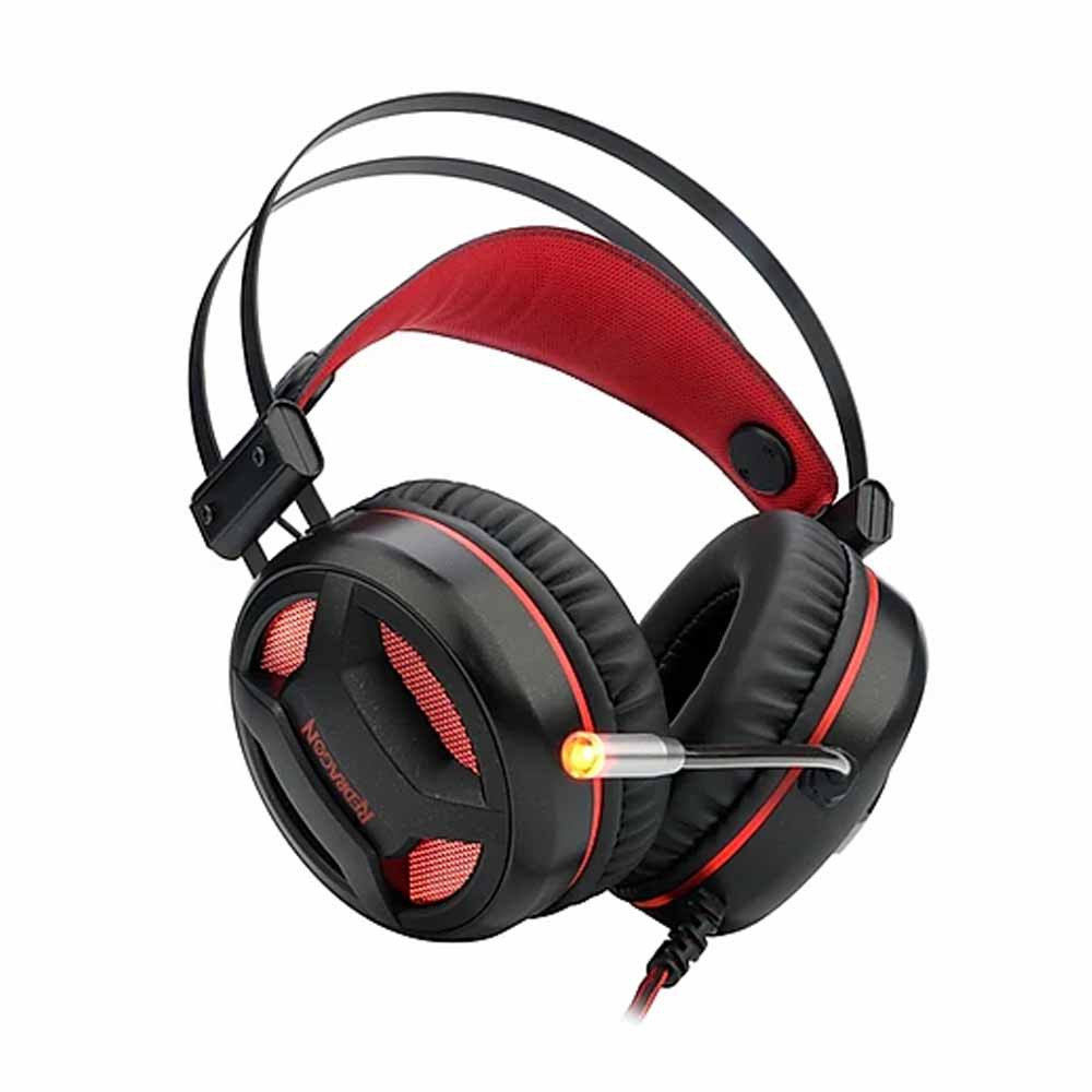 Headset 7.1 LED USB Minos - REDRAGON