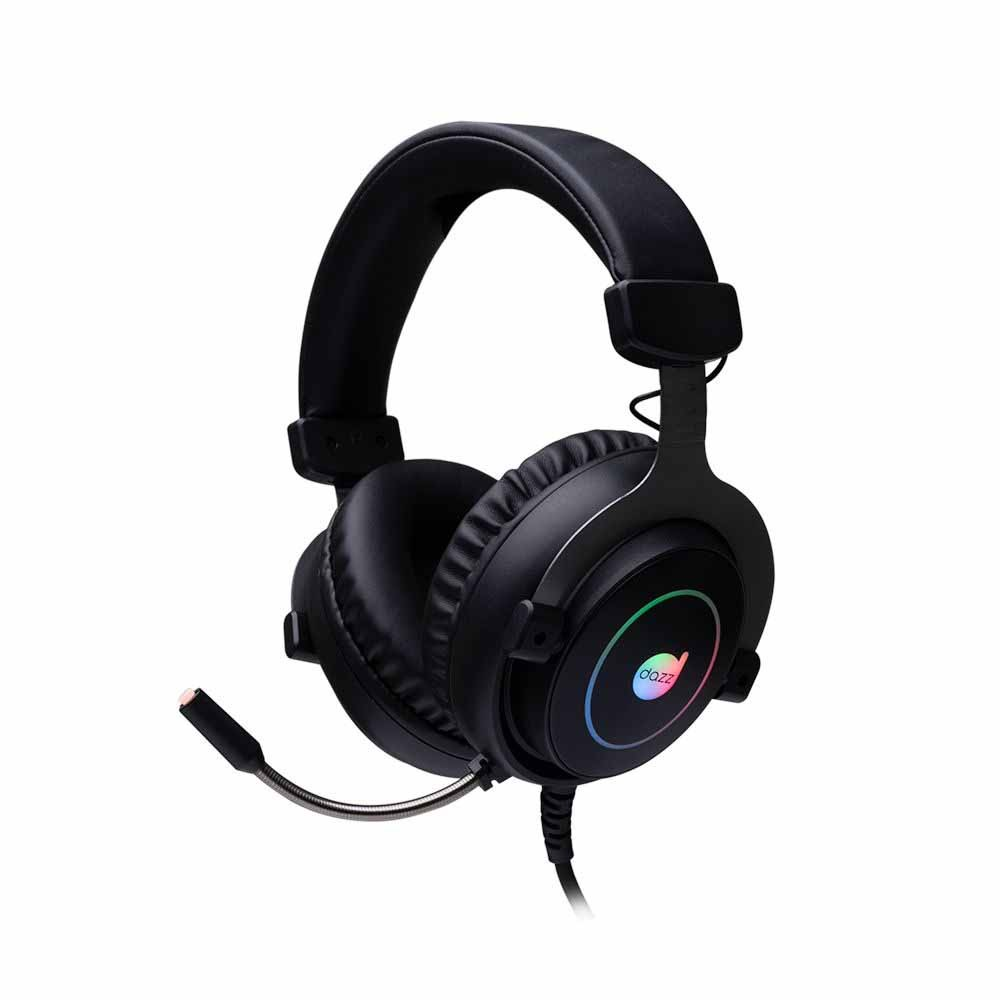Headset Gamer 7.1 IMMERSION PRO VIRTUAL - DAZZ
