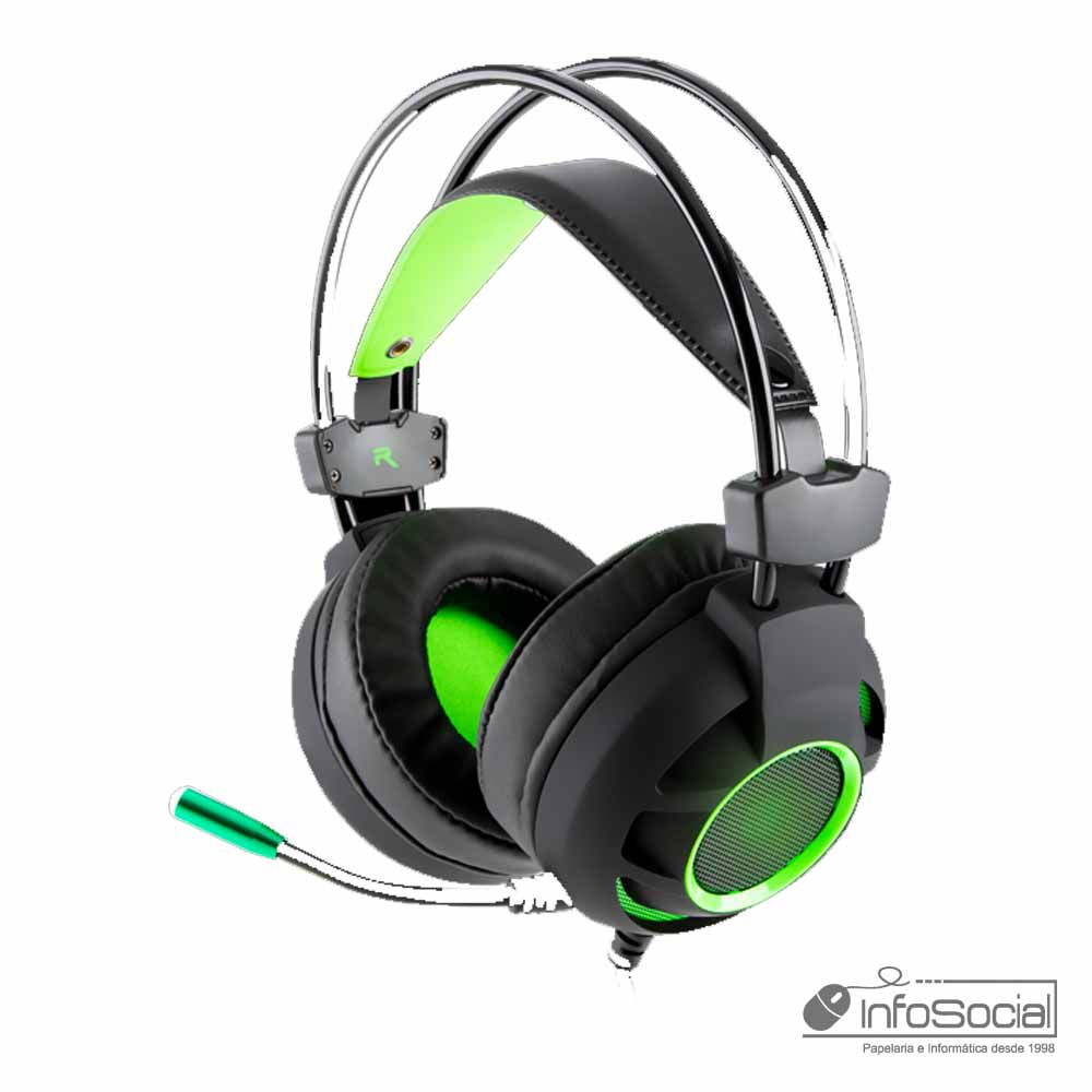 Headset Gamer Diamond 7.1 - Dazz