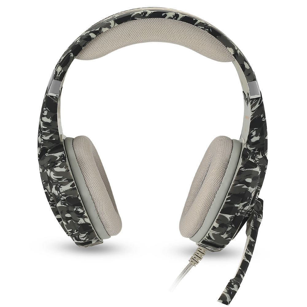 Headset Gamer Special Forces Artic 3.5MM P3 - DAZZ