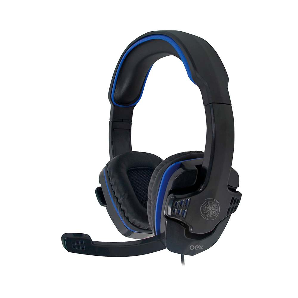 Headset Gamer Stalker HS209 PC/ PS4/ XONE - Oex