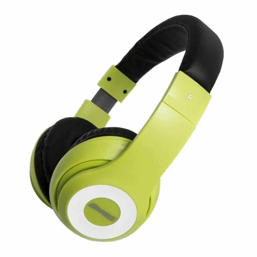 Headset Life Series Green e Black - Maxprint