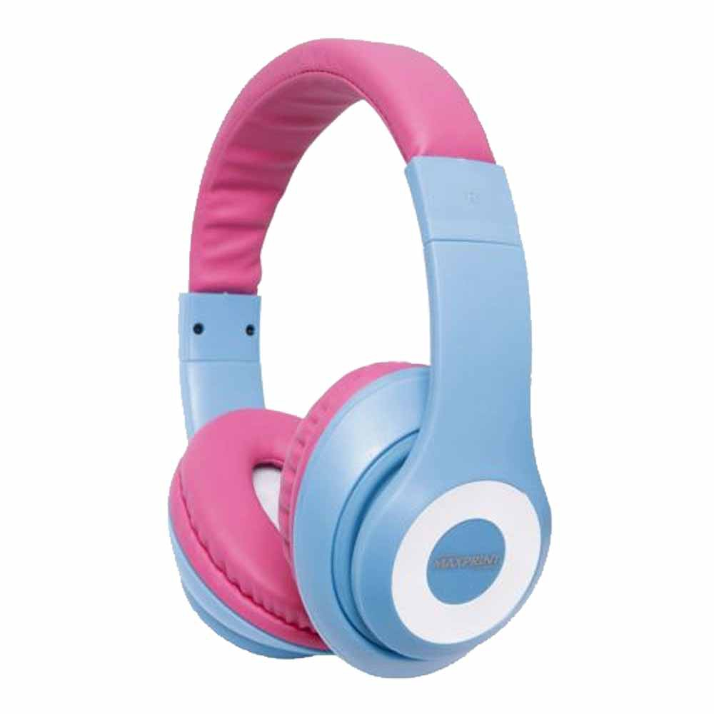 Headset Life Séries Pink e Blue - Maxprint