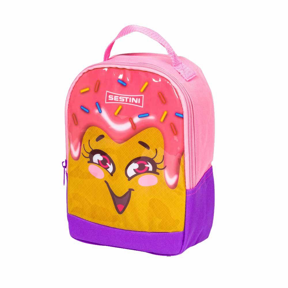 Lancheira Kids Basic Candy Pequena - SESTINI