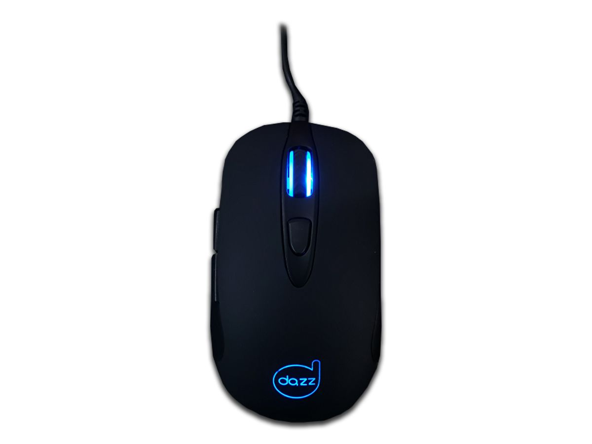 Mouse Gamer RELOAD USB 2.0  62505-5 - DAZZ