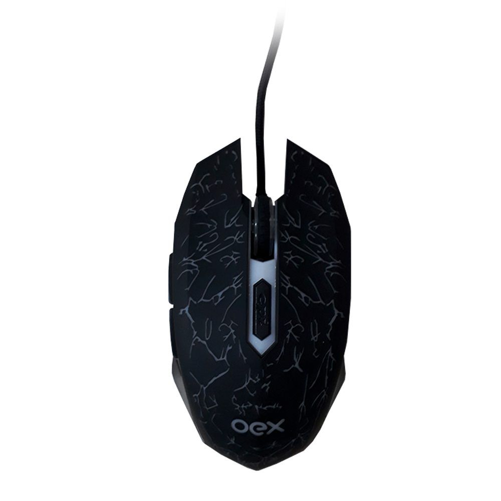 Mouse Gamer USB Action MS300 - Oex