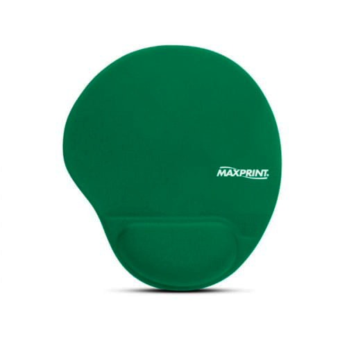 Mouse Pad Gel Verde - Maxprint