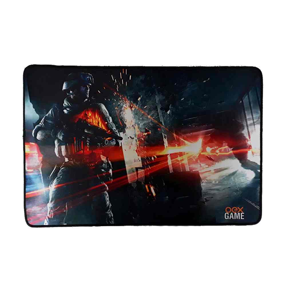 Mousepad Gamer Battle MP301 - Oex