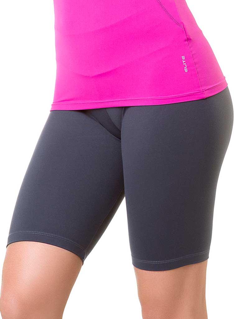 Bermuda Legging Elite Essential Fitness Weight Training