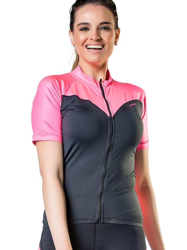 Blusa Bike Feminina - 135115