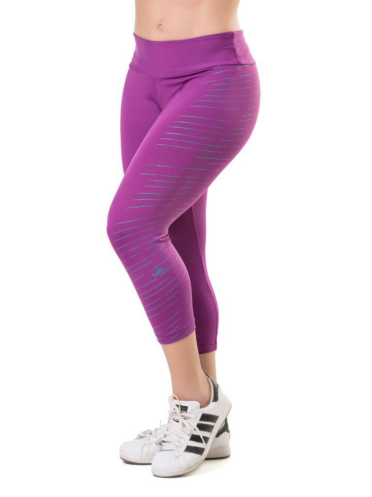 Calça Corsário Fitness - 119707