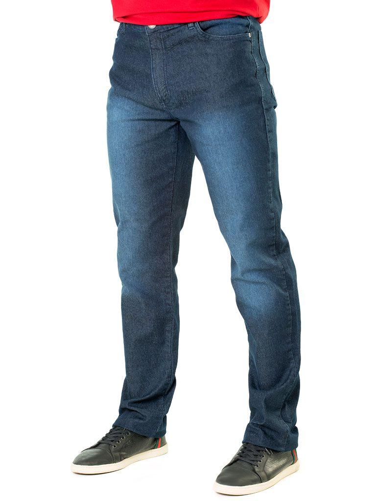 Calça Jeans Comfort Elastano - 4264