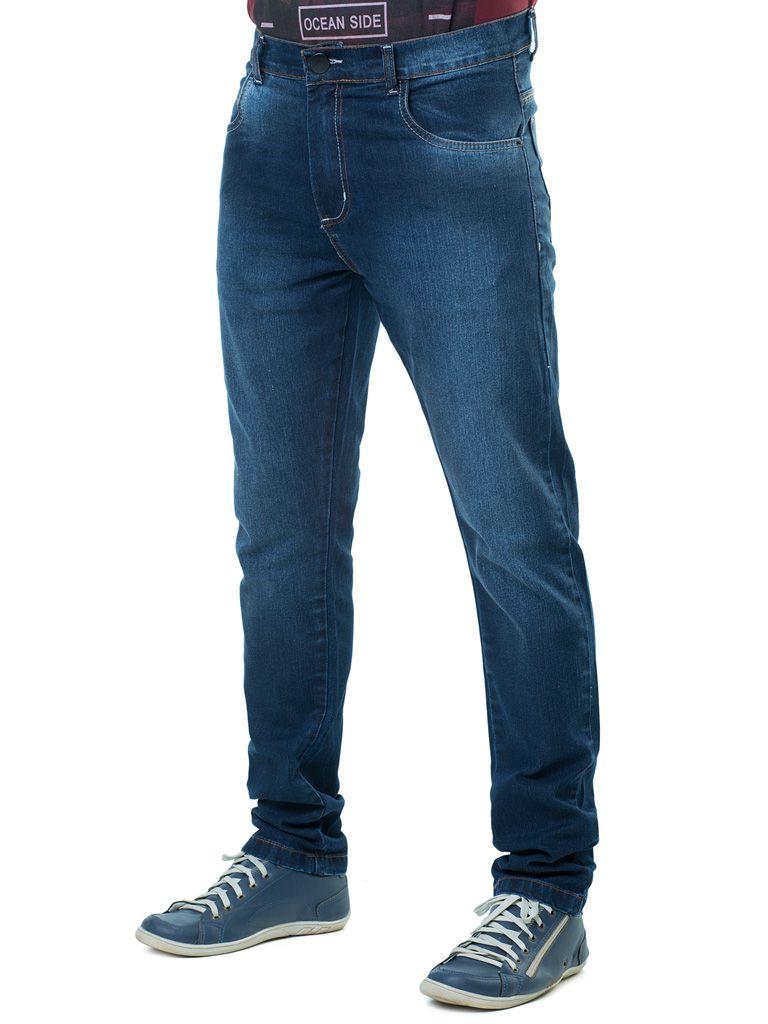 Calça Jeans Slim Elastano - 4278