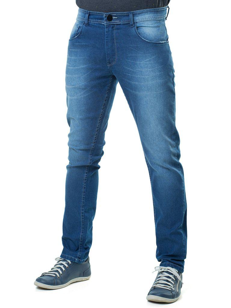 Calça Jeans Slim Elastano - 4280