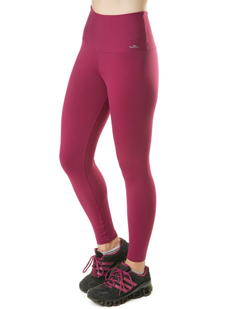 Calça Legging Elite Essential Uv 50 Fitness The Hundred