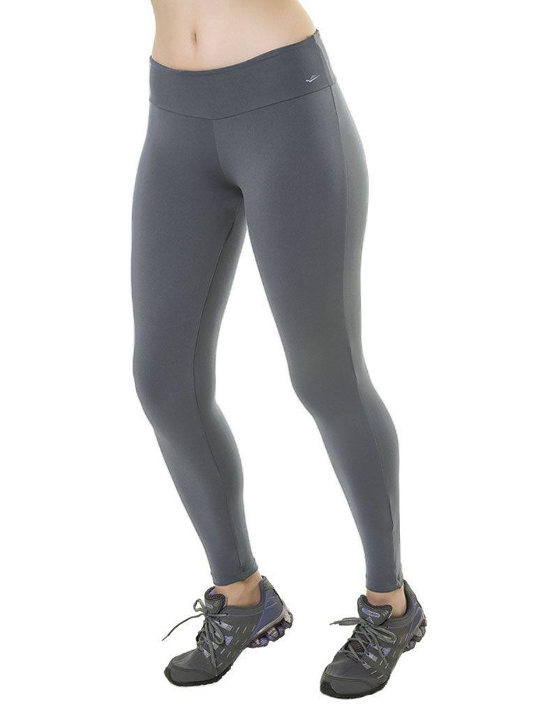 Calça Legging Elite Essential Uv 50 Fitness Work out
