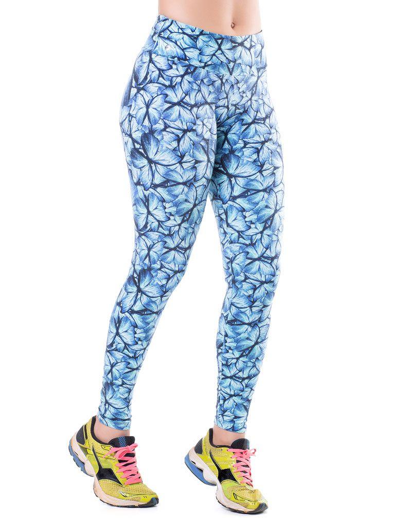 Calça Legging Fitness - 119753
