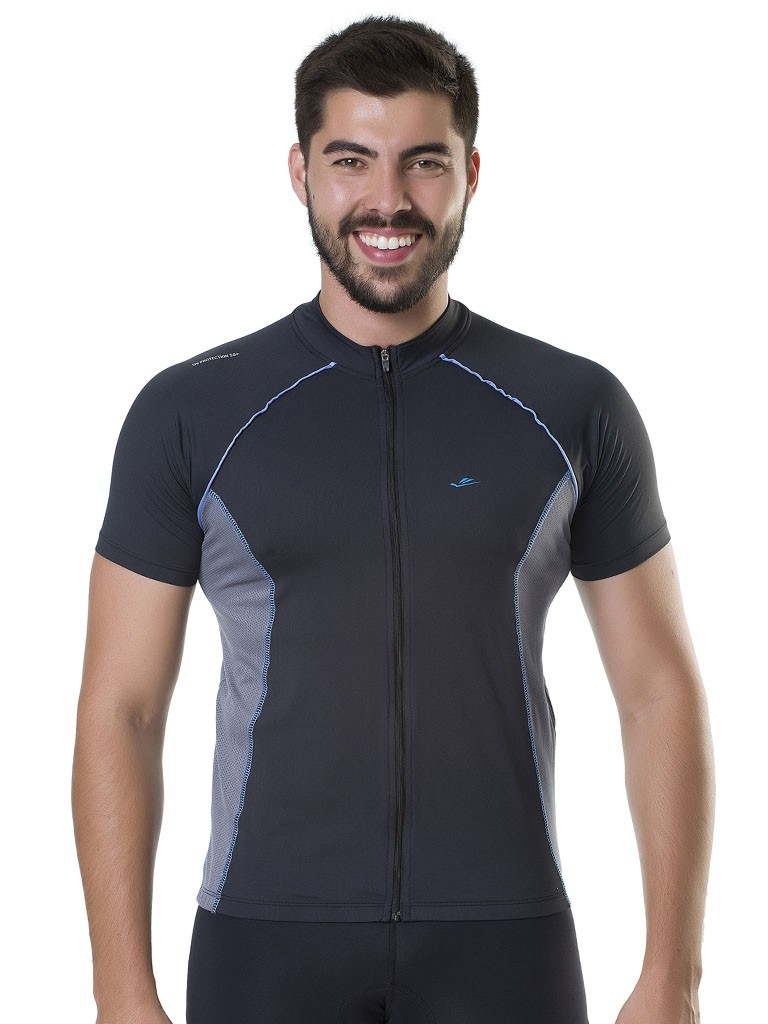 Camisa Bike Masculina  c/ Elastano - 135047