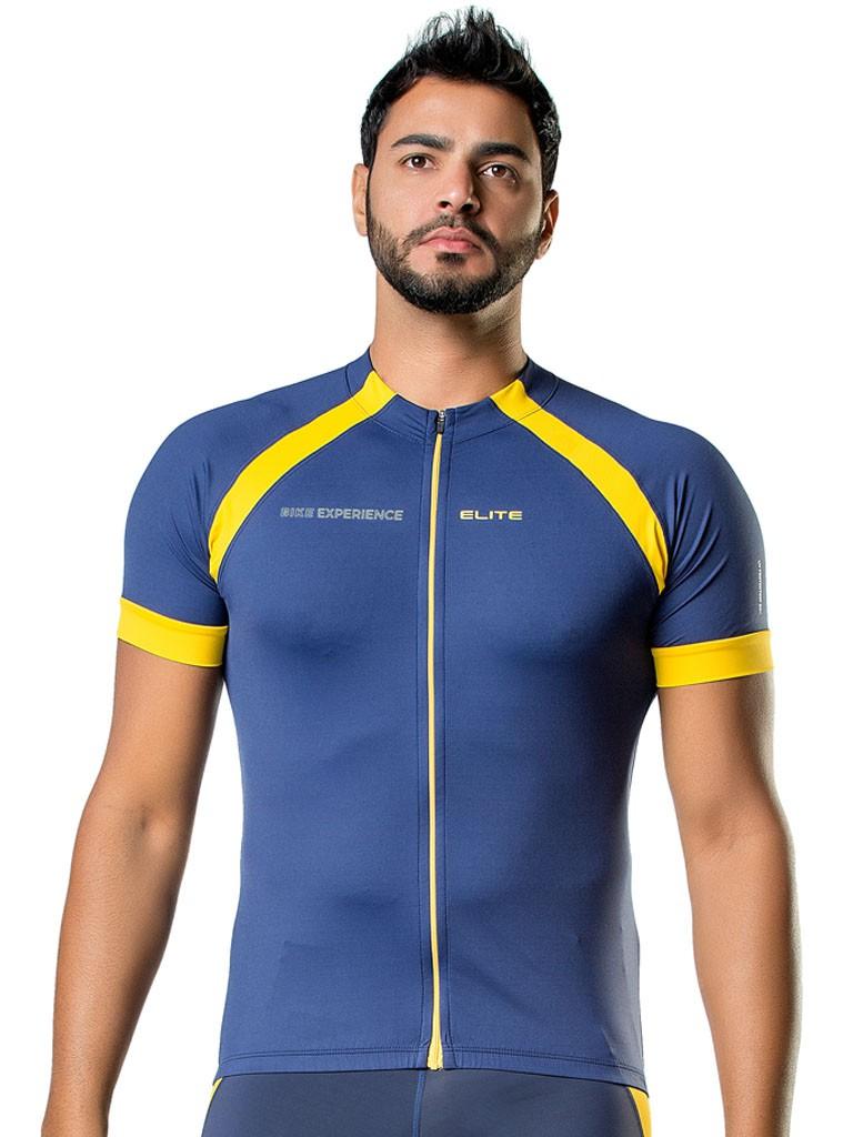Camisa Bike Masculina c/ Elastano - 135145