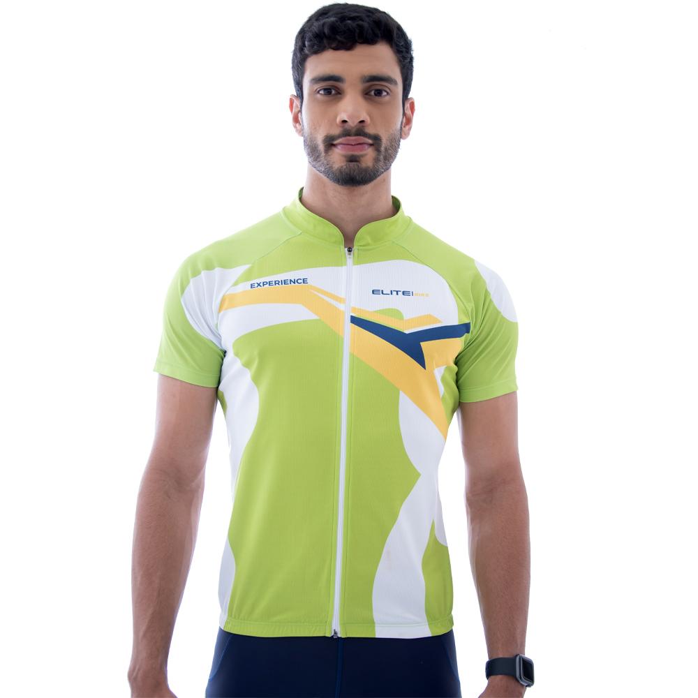 Camisa Ciclismo Elite Uv 50 Bike Adriático