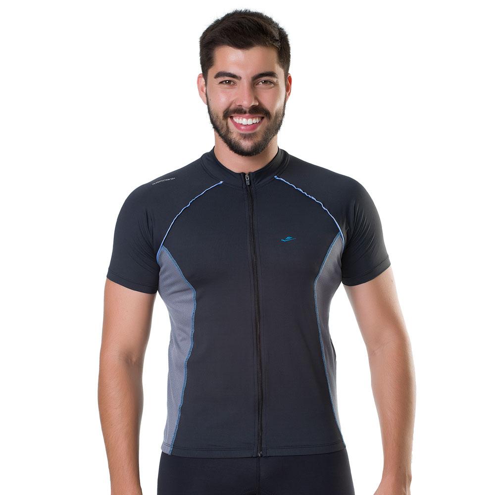 Camisa Ciclismo Elite Uv 50 Bike Utah