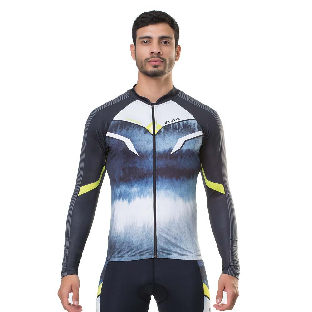 Camisa Ciclismo Manga Longa Elite 135162