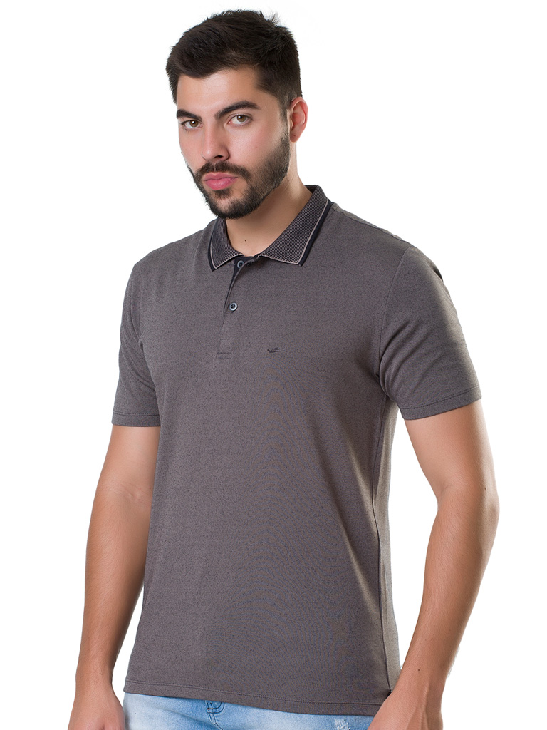 Camisa Polo Elite Comfort Casual Treviso