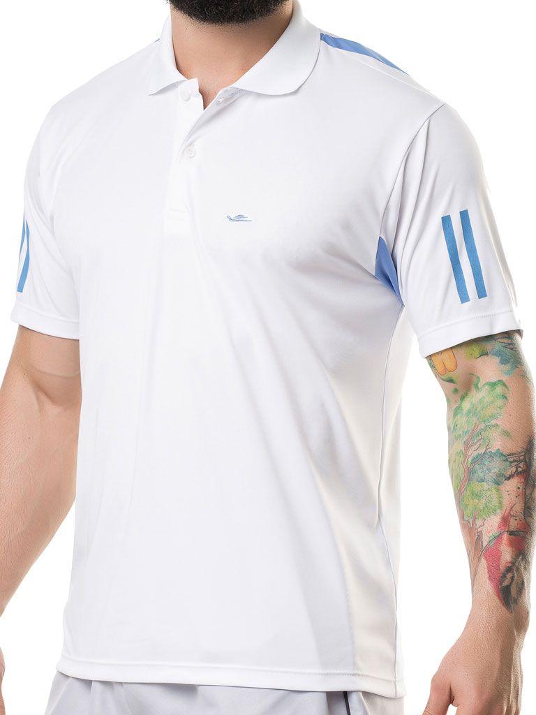 Camisa Polo Elite Dry Line Aero Esporte Liguria