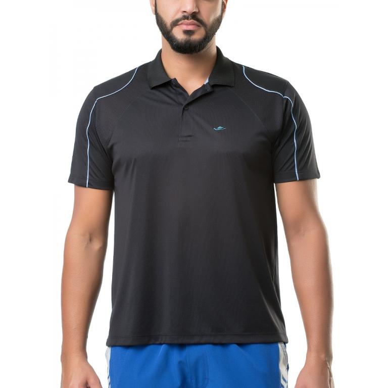 Camisa Polo Elite Dry Line Aero Esporte Milao