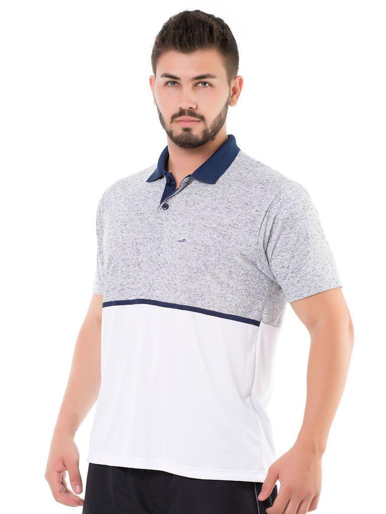 Camisa Polo Elite Dry Line Esporte Ancona