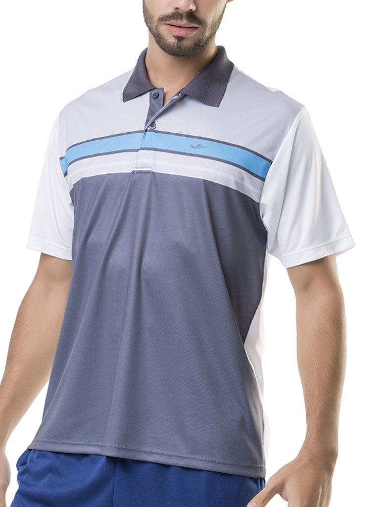 Camisa Polo Elite Dry Line Esporte Apulia