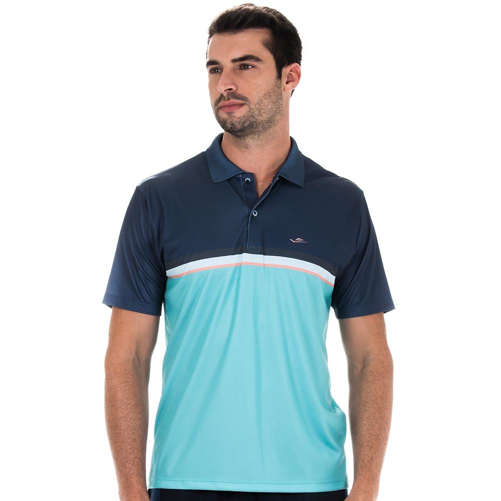 Camisa Polo Elite Dry Line Esporte Bari