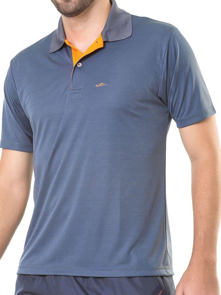Camisa Polo Elite Dry Line Esporte Campania