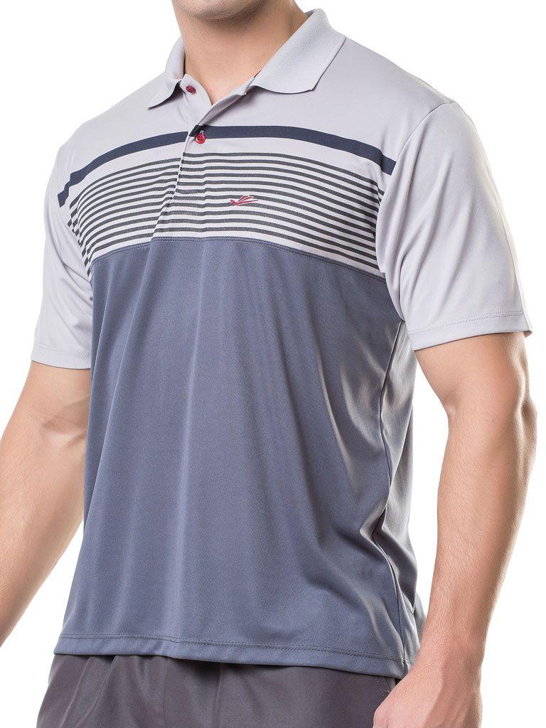 Camisa Polo Elite Dry Line Esporte Lacio
