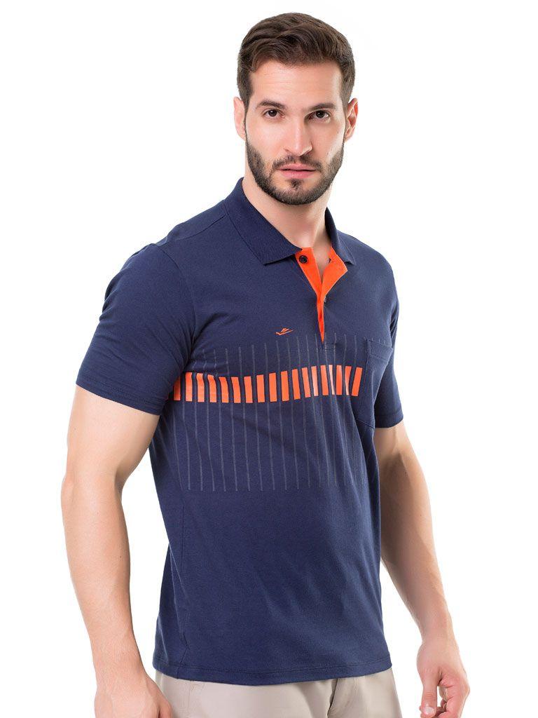 Camisa Polo Elite Sensation Casual Andria