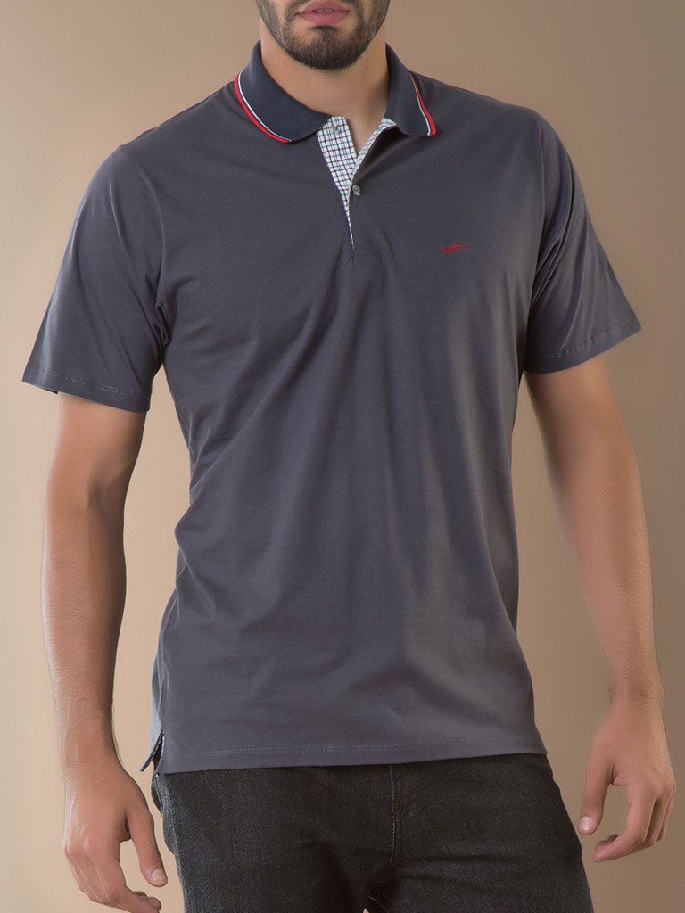 Camisa Polo Elite Sensation Casual Novara