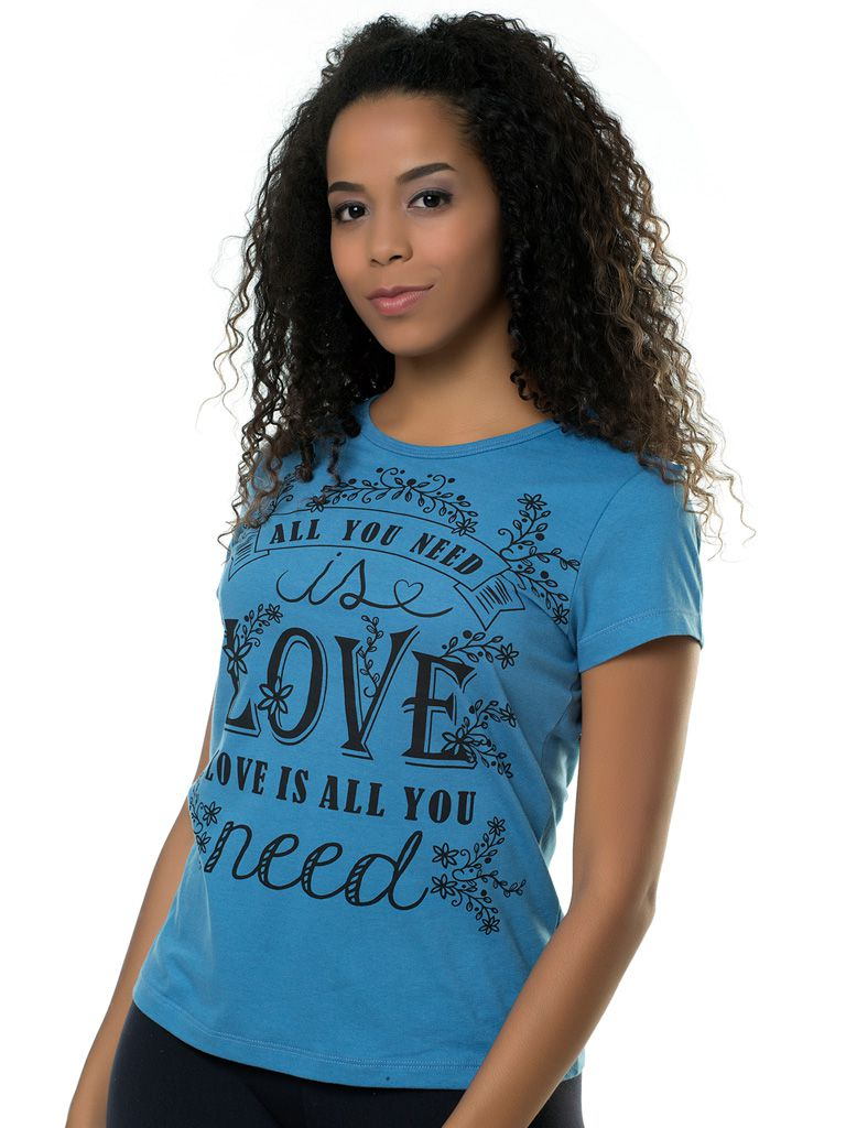 Camiseta Baby Look - 135069