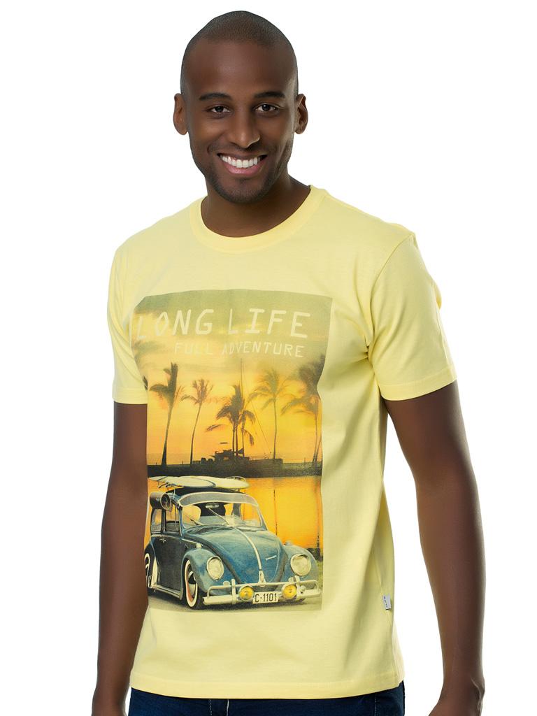 Camiseta Elite Casual Silk Alessandria