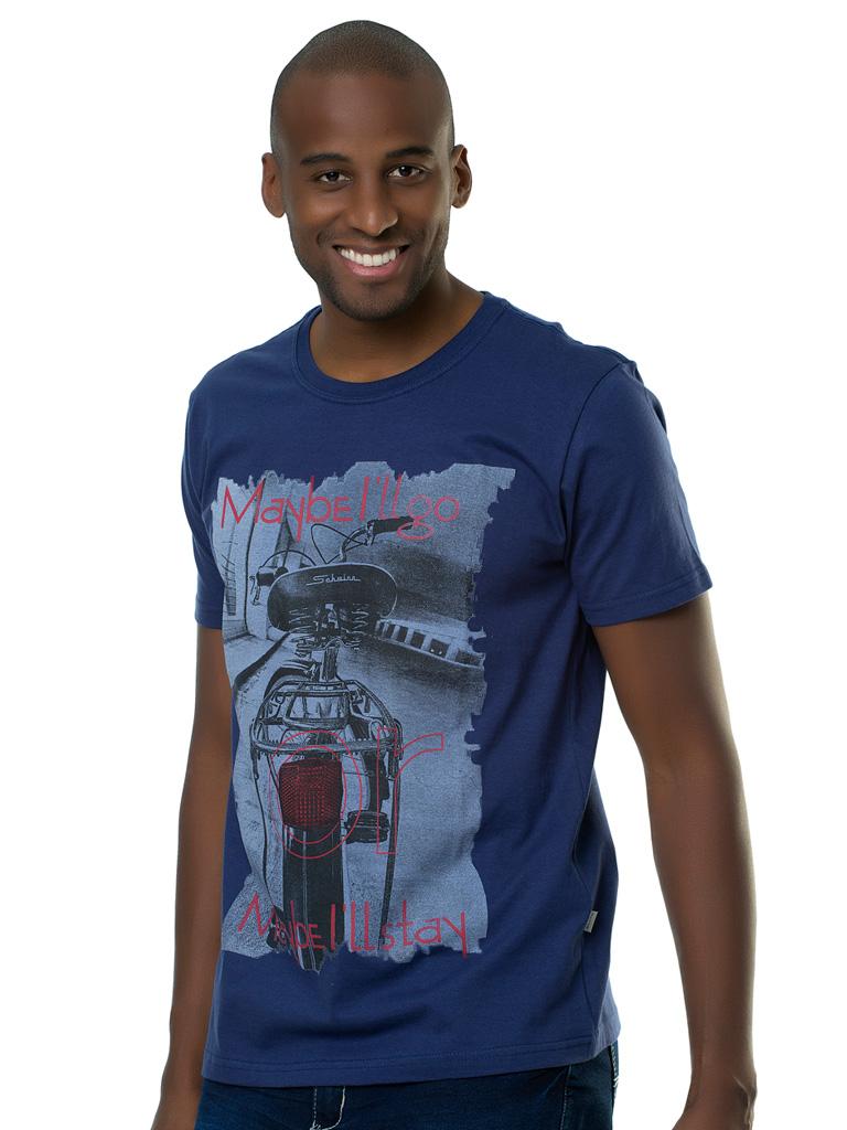 Camiseta Elite Casual Silk Palermo